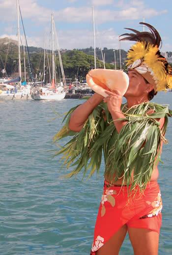Port de plaisance de Tahiti