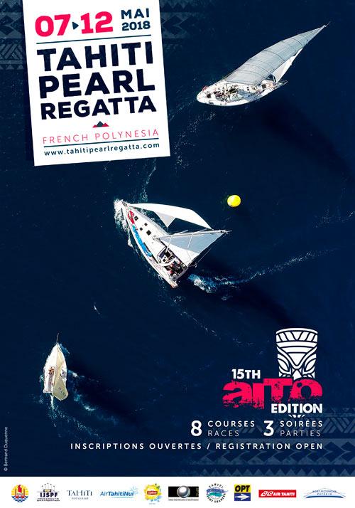 Tahiti Pearl Regatta 2018